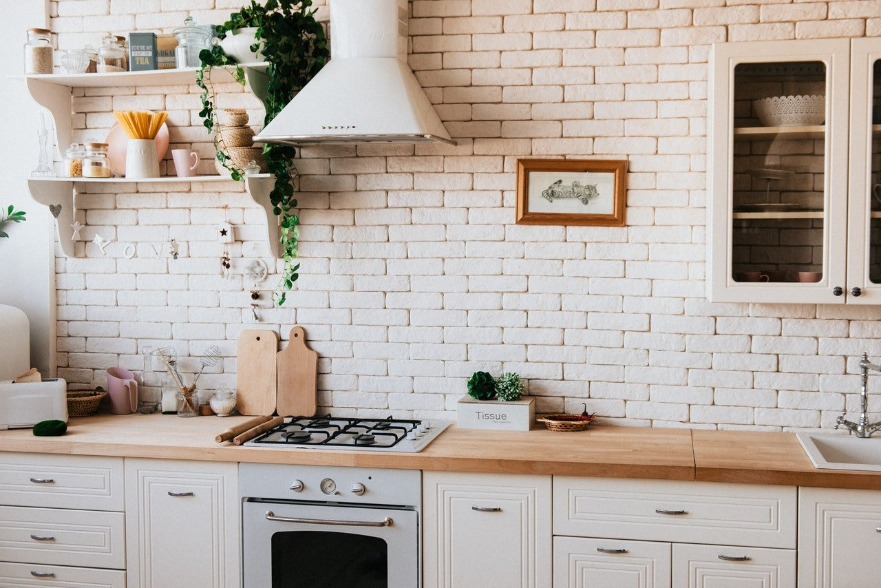 Homemade crafts for an inspiring kitchen